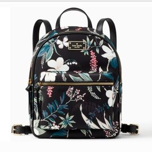kate spade Wilson Road Botanical Bradley Backpack